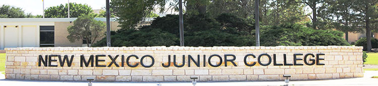 New Mexico Junior College Banner